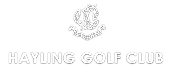 Hayling Golf Club logo